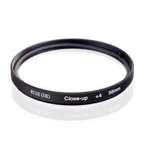Image 5 - Close Up Macro Filter +1 +2 +4 +8 +10 Close UP 49 52 55 58 62 67 72 77mm for Canon Nikon Sony Camera