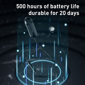 Image 3 - Baseus A06 zestaw słuchawkowy Bluetooth przenośny biznes bezprzewodowy zestaw słuchawkowy zestaw głośnomówiący z klipsem do jazdy samochodem praca dla iPhone