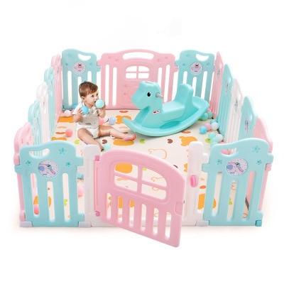 Baby Playpen For Children Balls Pool For Newborn Fence For Pool Safety Barrier Kids Toys Educational