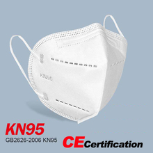 N95 mask anti-virus mask protects 4 layers of filters dustproof ear hook non-woven masks shipped within 48 hours