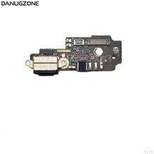 Оригинальный USB порт для зарядки док станции, разъем Jack, плата для зарядки, гибкий кабель для Xiaomi Mi MiX 2 MiX2
