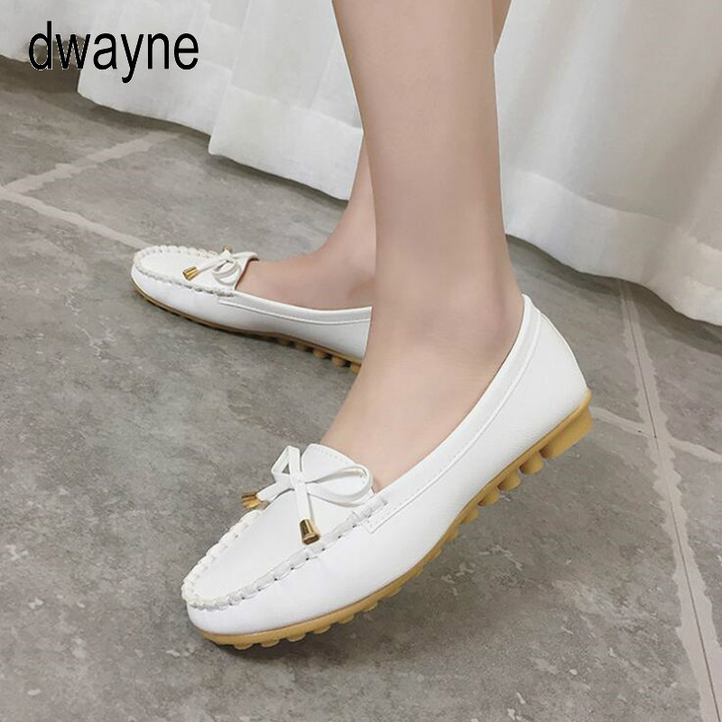 Flat Shoes Women Autumn Slip On Shoes for Women Loafers Moccasin Ballet Flats Womens Shoe