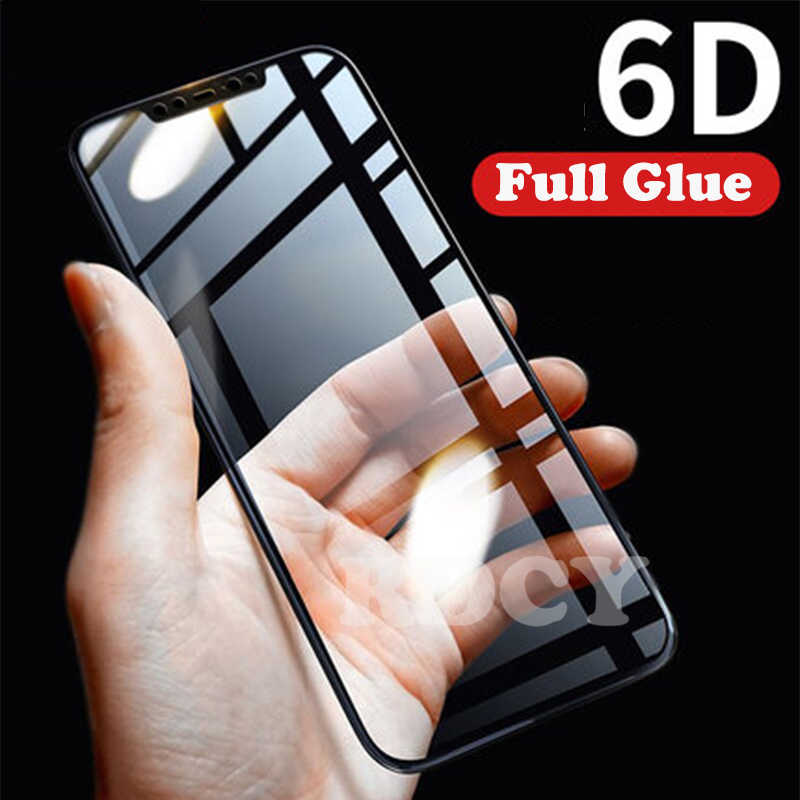 6D Glass for Xiaomi Redmi Note 7 6 Pro 5 4X واقي الشاشة على Redmi 7A Note 7 5 6 Pro زجاج واقي مقسى لـ Xiaomi Mi 9 SE 8 A2 Lite A3 CC9 CC9E Mi 9 Safety Glass Redmi Note 7 5 6 Pro 4X 7A Screen Protection