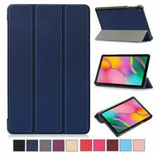 Funda caso para samsung galaxy tab 8 2019 SM-T290 SM-T295 sono automático awake capa para galaxy tab 8.0 t290 t297 2019 caso