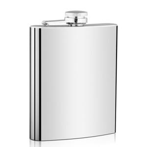 Portable Stainless Steel Hip Flask Alcohol Bottle Travel Whiskey Alcohol Liquor Bottle Wine Whisky Pot Drinkware Bottle