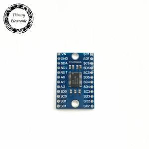 Image 3 - 50PCS TCA9548A 1 to 8 8 way I2C 8 channel Multi channel Expansion Board IIC Module Development Board