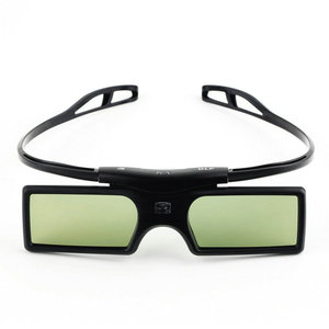 Image 4 - Universal DLP Active Shutter 3D Glasses 96 144Hz For XGIMI Optoma Acer Benq Viewsonic Vivicine Home Theater Projector 3D TV
