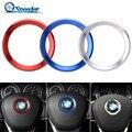 ESPEEDER Auto Styling Dekoration Ring Lenkrad Trim Kreis Aufkleber Für BMW M3 M5 E36 E46 E60 E90 E92 X1 f48 X3 X5 X6-in Innenformteile aus Kraftfahrzeuge und Motorräder bei