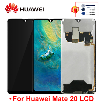 "6.53"" For Huawei Mate 20 LCD Display Touch Screen Digitizer Replacement Parts HMA-L09 HMA-L29 For Huawei Mate 20 Display"