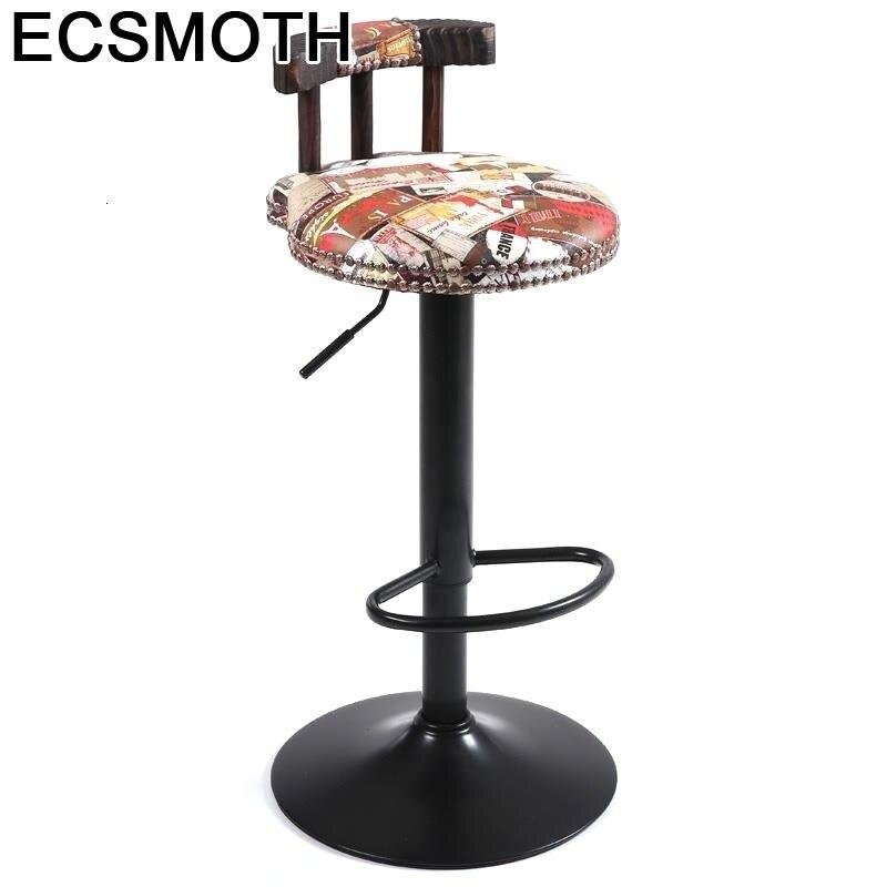 Stoelen Banqueta Todos Tipos Sedia Para Barra Sgabello Tabouret De Comptoir Leather Stool Modern Silla Cadeira Bar Chair