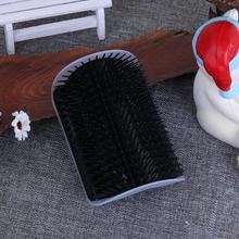 Расческа для домашних животных, съемная щетка для удаления волос, щетка для удаления волос, массажная расческа для ухода и чистки домашних животных