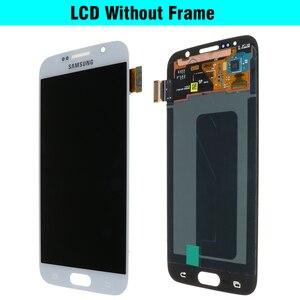 Image 4 - Original 5.1 สำหรับSamsung Galaxy S6 G920 G920i G920F G920W8 LCD Super AMOLEDเปลี่ยนDigitizer