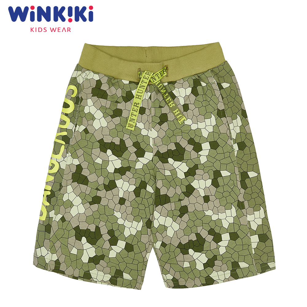 Shorts WINKIKI WJB91398 short for baby boy children's clothes Cotton Boys
