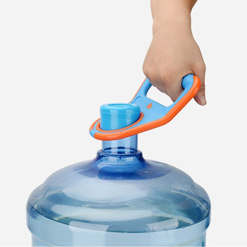 5 Gallons Bottled Water Handle Energy Saving Thicker Pail Bucket Lifting Device E7CB