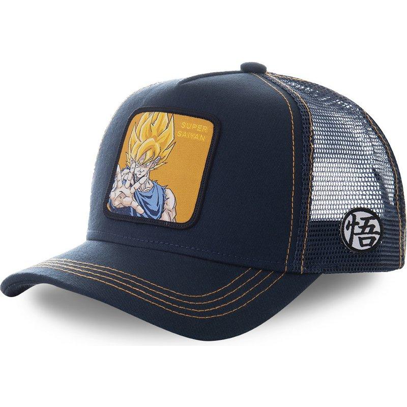 capslab-son-goku-super-saiyan-say3-dragon-ball-navy-blue-trucker-hat
