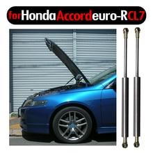 Передний капот для 2002 2008 honda accord euro r cl7 модифицирующие