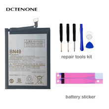DCTENONE Orginal BN49 4000mAh Battery For Xiaomi Redmi 7A BN49 High Quality Phone Replacement Batteries