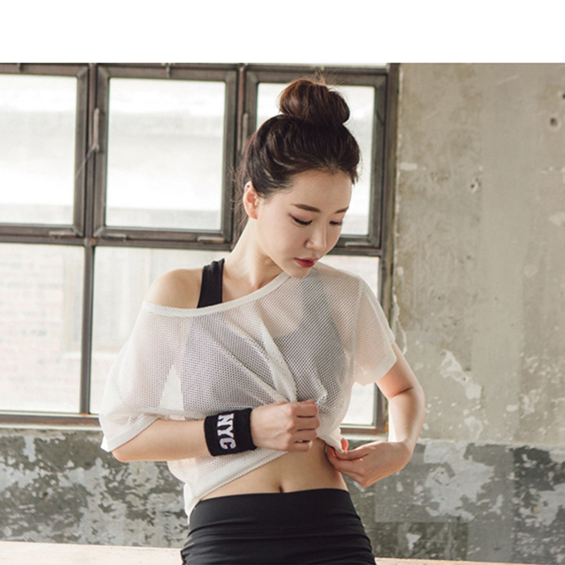 3 pçs conjunto de yoga feminino terno