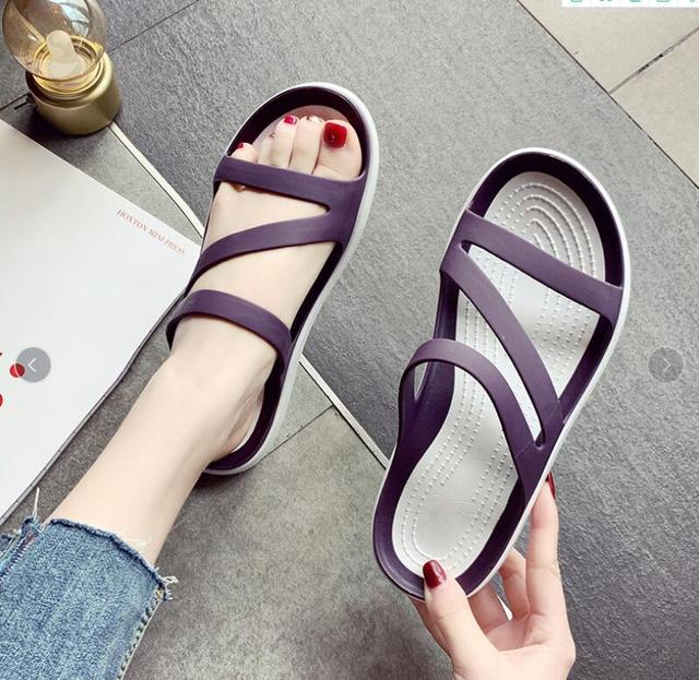 Flat Women Slippers 2020 Summer Ladies