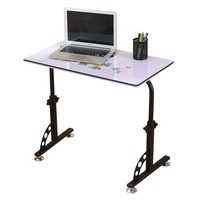 Can Lift The Multi-function Learning Table Of Contemporary And Contracted Home Secretary Environmental Simple Folding Desk