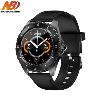2020 Smart Watch G18 Full Touch Screen Bluetooth Smartwatch Blood Pressure Heart Rate Monitor Wristband For IOS Android PK P8