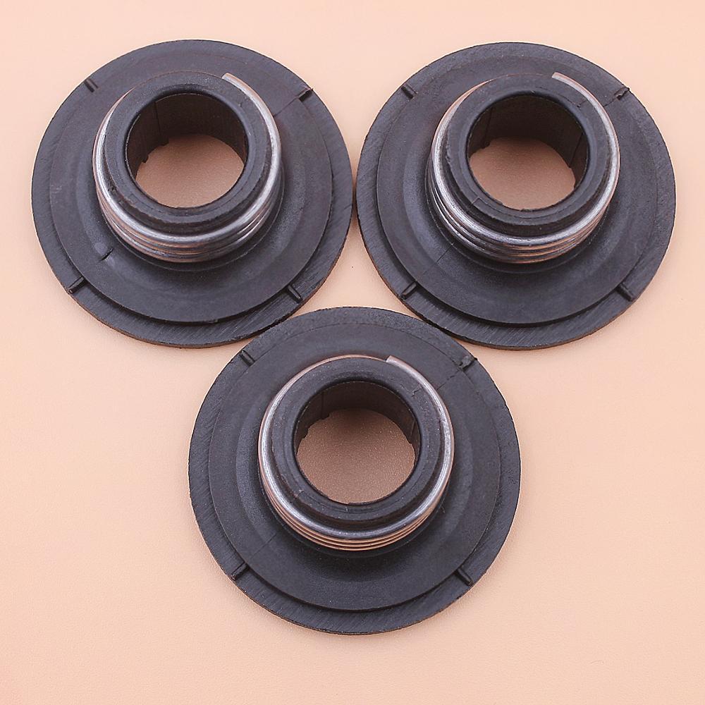 3pcs/lot Oil Pump Drive Worm Gear For Husqvarna 435 435E 440 440E Chainsaw 544212402