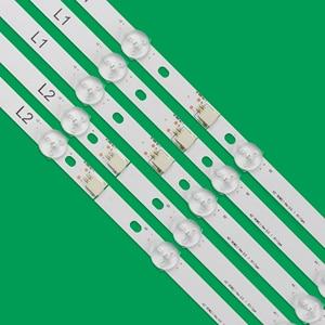 Image 3 - 10 個の x LED バックライトストリップ 10 LEDs lg 42LA620Z 42LA620V 42LP360C 6916L 1317A 6916L 1318A 6916L 1319A 6916L 1320A 42LN570V