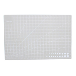 45x30cm Self Healing Cutting Mat Double Sided Durable Non-Slip Cutting Mat for Scrapbooking Quilting Crafts Projects LHB