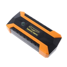 лучшая цена High Quality New 89800mAh 4 USB Portable Car Jump Starter Pack Booster Charger Battery Power Bank