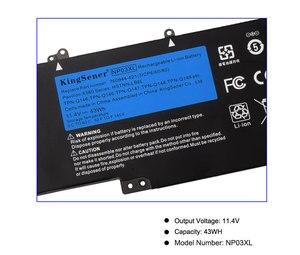 Image 5 - NP03XL KingSener Bateria Do Portátil para HP Pavilion X360 13 A010DX TPN Q146 TPN Q147 TPN Q148 HSTNN LB6L 760944 421 15 U010DX