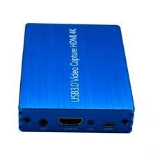 Игровая карта для видеосъемки в реальном времени Bo-x 4KX2K USB3.0 с выходом кольца, карта для видеосъемки в реальном времени, Игровая приставка Bo-x ...