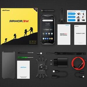 "Image 5 - Ulefone Armor 3WT Waterproof IP68 Smartphone 5.7"" Octa Core 6GB+64GB helio P70 Android 9 10300mAh Global Version Mobile Phone"