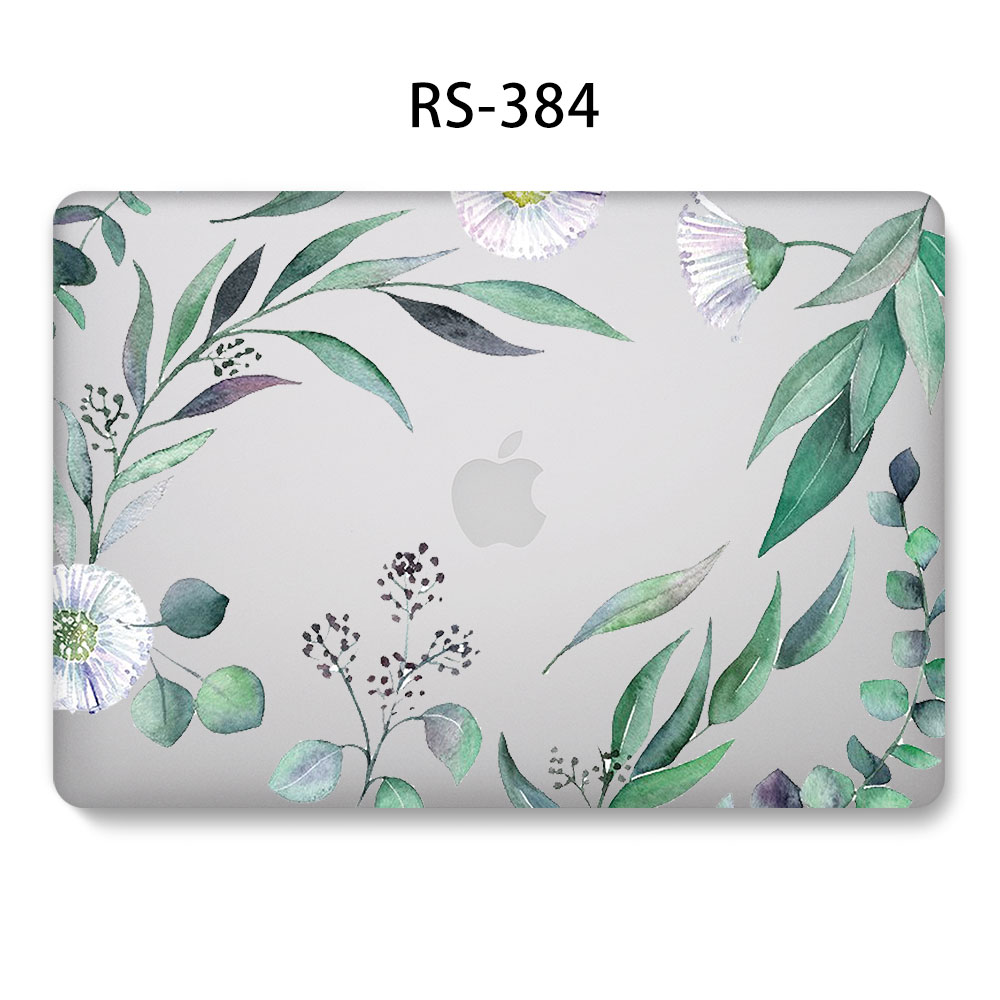 Soft Leaf Case for MacBook 123