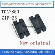 2 قطعة 5 قطعة 10 قطعة TDA7850 ZIP TDA7850A ZIP 25 جديد وأصلي IC الخطي مضخم الصوت/مكبر كهربائي IC/4*50 واط رقاقة