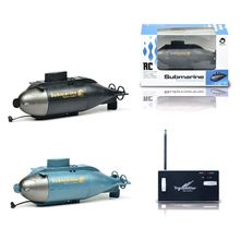 Remote Control Electric Simulation Mini Submarine Model Toy Six-channel Nuclear Submarine Toy Kits Hot