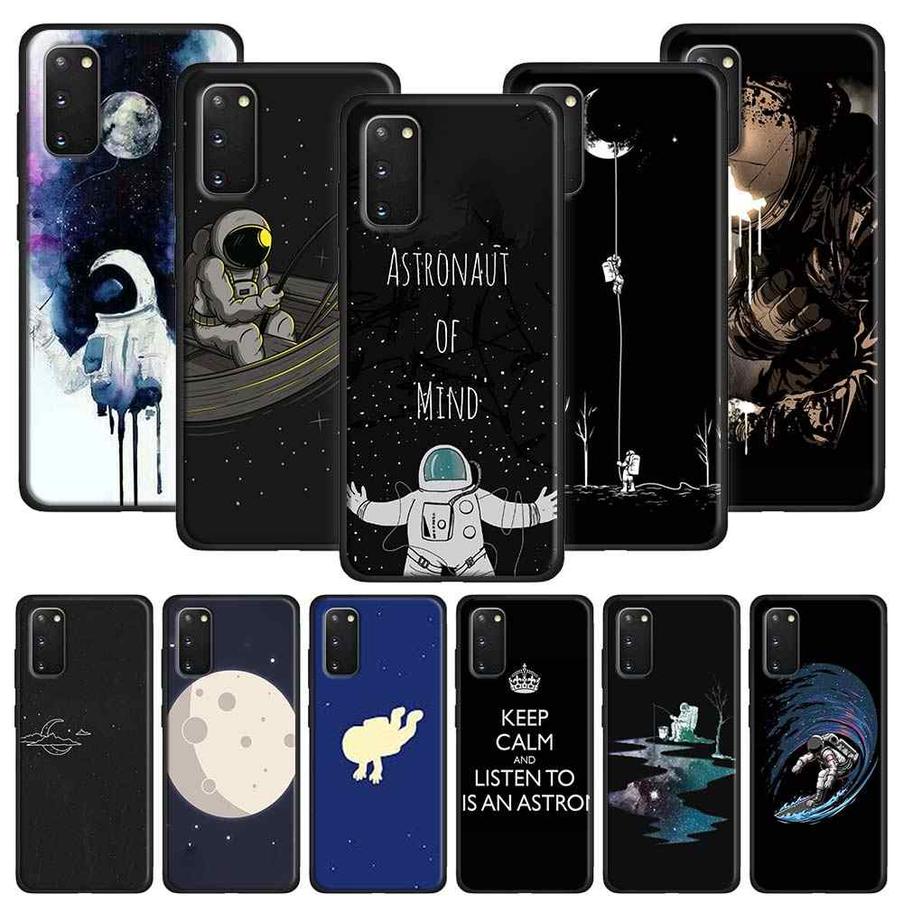 Soft Case Voor Samsung Galaxy S8 S9 S10 Plus Note 8 9 10 Plus S10e S10 5G S7 Rand TPU Cover Capa