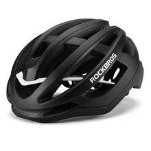 ROCKBROS MTB Road Mountain Bike Breathable Sport Helmet Ultralight Bicycle Helmet Men Cycling Integrally-molded Helmet Women цена в Москве и Питере
