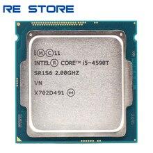 Cpu usada do processador do quadrilátero núcleo 6 m 35 w lga 4590 de intel core i5 2.0 t 1150 ghz