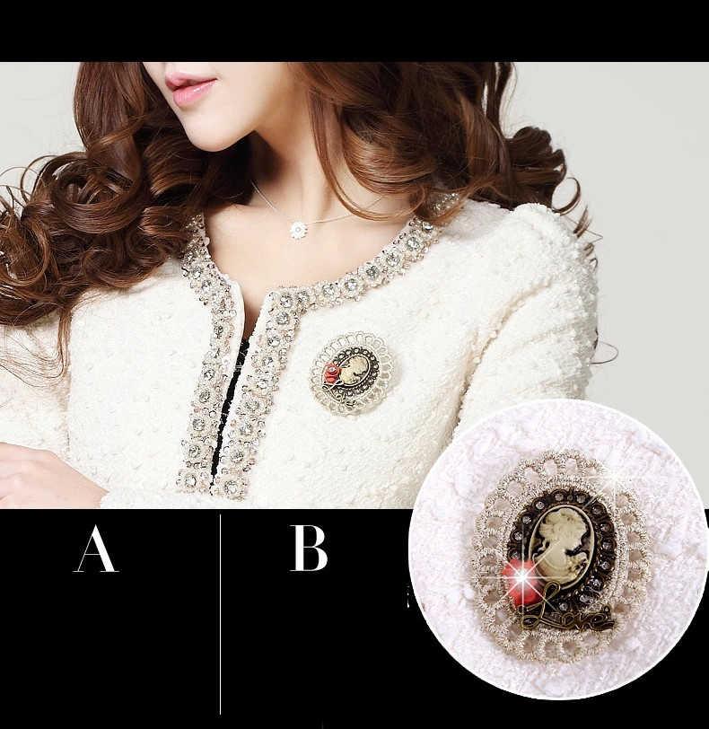 Feminino primavera inverno casaco de design curto elegante frisado diamante fino manga longa novo 2020 plus size pequeno outerwear jaqueta e11h