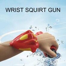 Wrist Water Gun Parent-Child Battle Water Gun Summer Water Play Leisure Entertainment Perfect Toy For Children Water Game