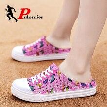 Pool Sandals Slippers Flip-Flops Garden-Shoes Imitation-Sneaker Female Summer Women Bathroom