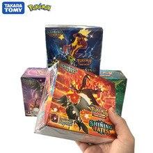 360 sztuk TOMY Pokemon Shining Fates gra karciana GX EX VMAX transakcja kolekcjonerskie karty gra planszowa Feyenoord bitwa Carte Shining