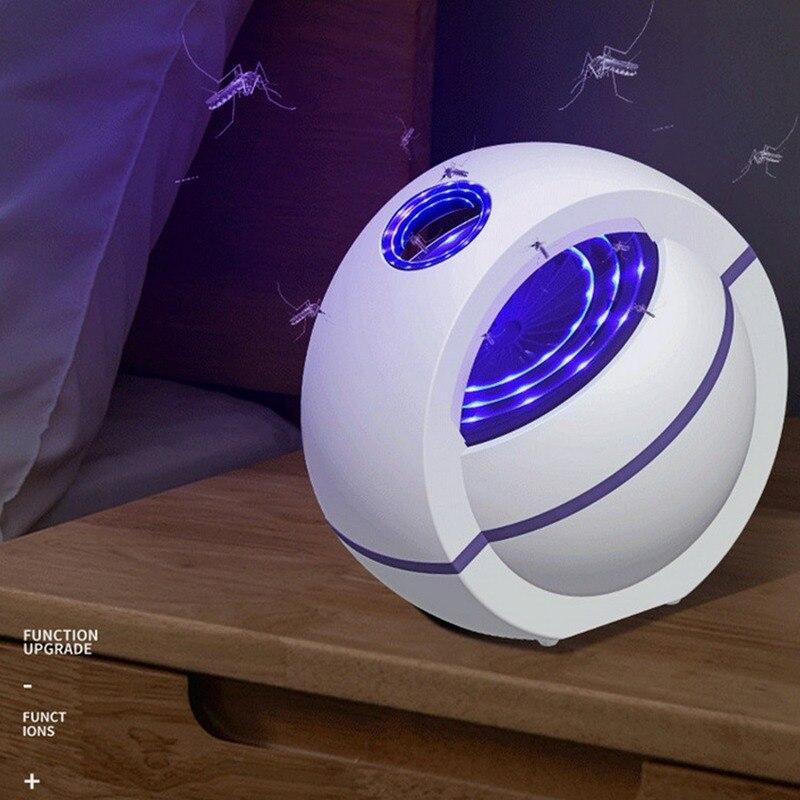 LED Москит Убийца USB Электрический Нет Шум и Нет Радиация Комар Убийца Бытовой Электрический Комар Мухобойка