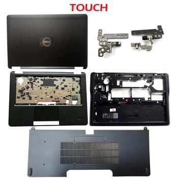Cubierta trasera LCD para Dell Latitude E7250/bisel frontal/reposamanos/cubierta inferior 0TWKC5 04XG2K 0V5Y98...