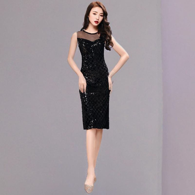 Perspective-Sexy-Black-Women-Cheongsam-Novelty-O-Neck-Sequined-Party-Prom-Dress-Sheath-Patchwork-Long-Sleeve.jpg_640x640