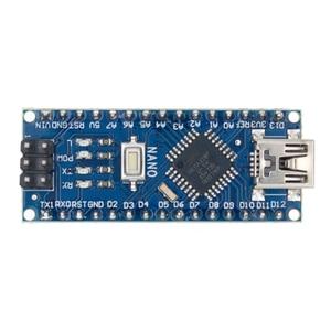Image 3 - 100 pièces Nano 3.0 ATMEGA328P contrôleur compatible avec pour nano CH340 USB pilote 16Mhz pas de câble pour arduino