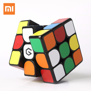 Image 1 - Xiaomi Mijia Youpin Giiker Magnetic Cube M3 Magic Rubik Puzzles Educational Toys Work With Giiker Phone App for Kids Adult New #