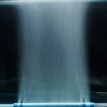 Аквариум Пузырь Стены воздух чистый белый камень Аквариума Пузырь настенный воздушный диффузор домашних инструментов 28/23/18/14/7/10 дюймов аквариумных принадлежностей