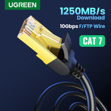 UGREEN Ethernet Cable RJ45 Cat7 Lan Cable FTP RJ 45 Network Cable for Cat6 Compatible Patch Cord for Modem Router Cable Ethernet