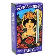 Tarot Deck English-Cards Morgan Evocative Guidebook Greer PDF The-Reader Artwork Its